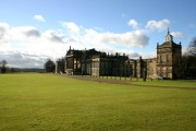 North Western aspect of Wentworth Woodhouse