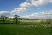 Farmland north west of Wortley