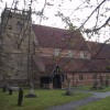 St. Laurence Church in Alvechurch, Worcestershire.