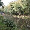 Below Lock No 1, Basingstoke Canal