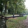 Woodham Bottom Lock No 1, Basingstoke Canal