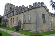 Wingerworth - The Parish Church of All Saints