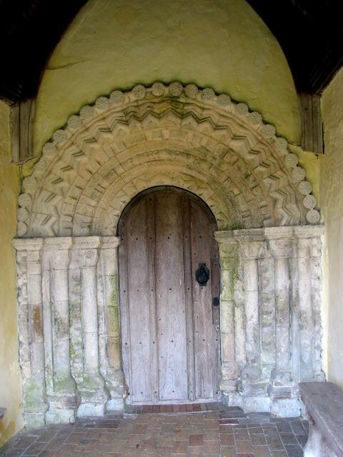 St Gregory's Church, Heckingham - detail