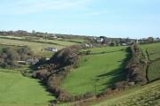 Ringmore: towards Lower Manor Farm