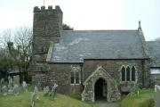 Martinhoe Church