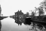 Bridgewater Canal at Burford Lane, Cheshire