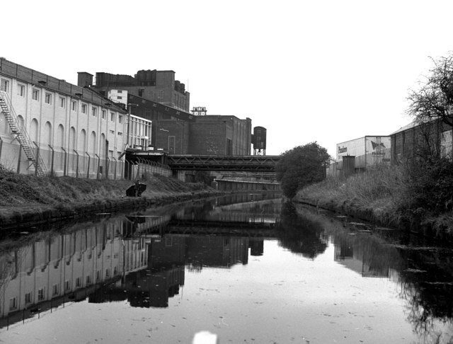 Bridgewater Canal, Trafford, Manchester