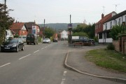 Main Street, Stathern