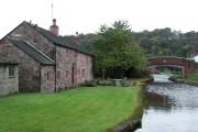 Caldon Canal, Denford, Staffordshire