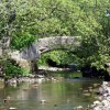 Bridge over the Aire at Hanlith