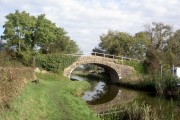 Bridge no. 30 on the Lancaster Canal