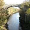 Brora: railway bridge over the River Brora
