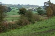 Farmland and Disused Railway near Denford, Staffordshire