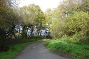 Around the bend at Cookbury Wick