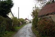 Chasty village street