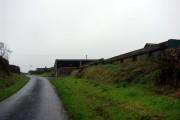Farm buildings at Headon