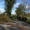 Footpath off Mickley Lane