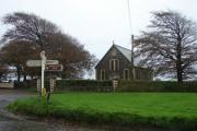 Chapel at Woodacott Cross