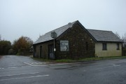 At the cross roads Holsworthy Beacon