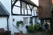 Behind the Lamplight Restaurant, Ashbourne