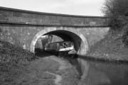 Daintrys Road Bridge 54 and Bosley Top Lock No 1, Macclesfield Canal