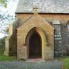 St Paul's Church, Causewayhead, Porch
