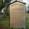 St Paul's Church, Causewayhead, Sign