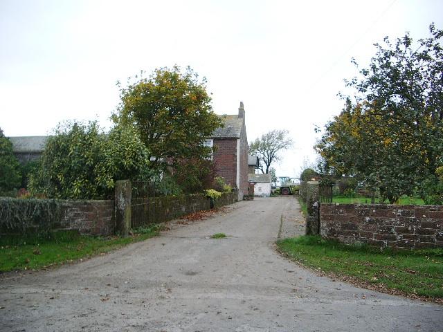 Arlosh House, Kirkbride