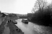 Below Lock No 41, Trent and Mersey Canal