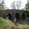 Bridge over the Tamar near Poole Farm