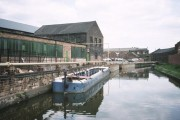 Potteries boats, Caldon Canal