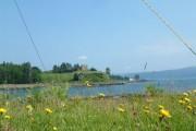 Aros Castle, Mull