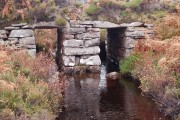 Old bridge at Cuaig