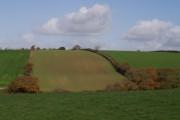 Farmland near Higher Northcott