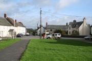 Ashreigney: village green