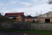Derelict buildings at Paddolgreen  Farm