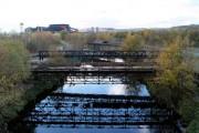 Bridges over River Don on Bessemer Way