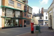 The Square, Wiveliscombe