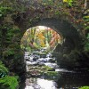 The Old Bridge of Sheeoch. Kirkton of Durris