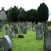 Holly Trinity Church, Casterton, Graveyard