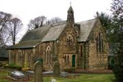 The Church of St James, Burnhopfield