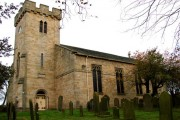 The Church of St Margaret of Antioch , Tanfield