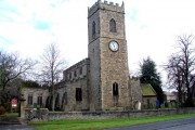 All Saints Church, Lanchester