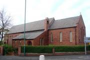 The Church of St Aiden, Annfield Plain