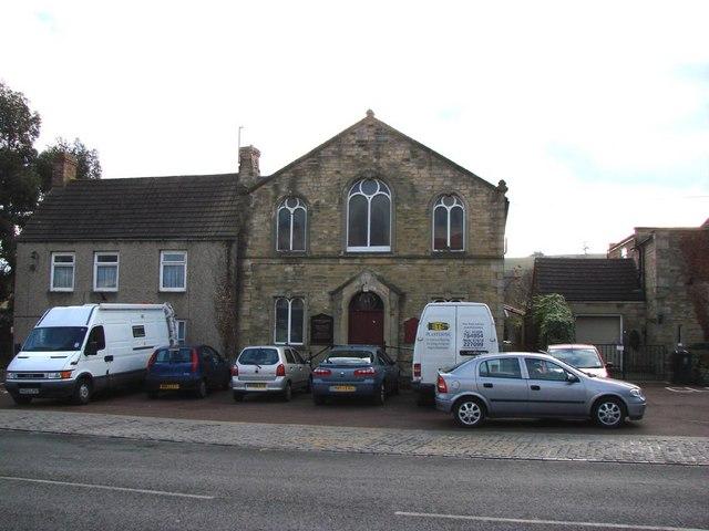 The Baptist Church, Wolsingham