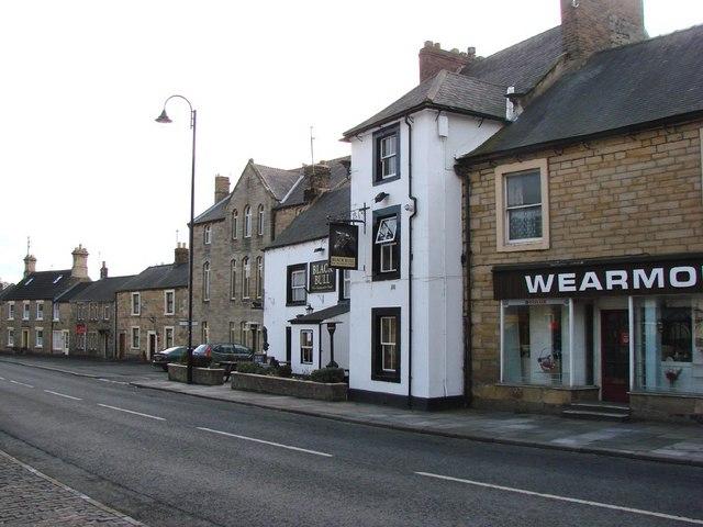 The Black Bull Pub, Wolsingham