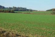 Farmland and disused railway