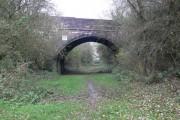 Leire Road bridge