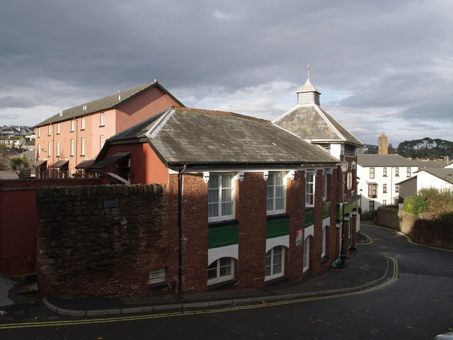 Old brewery, Paignton
