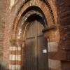 West door, Paignton church